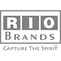 Rio Brands Logo Black and White