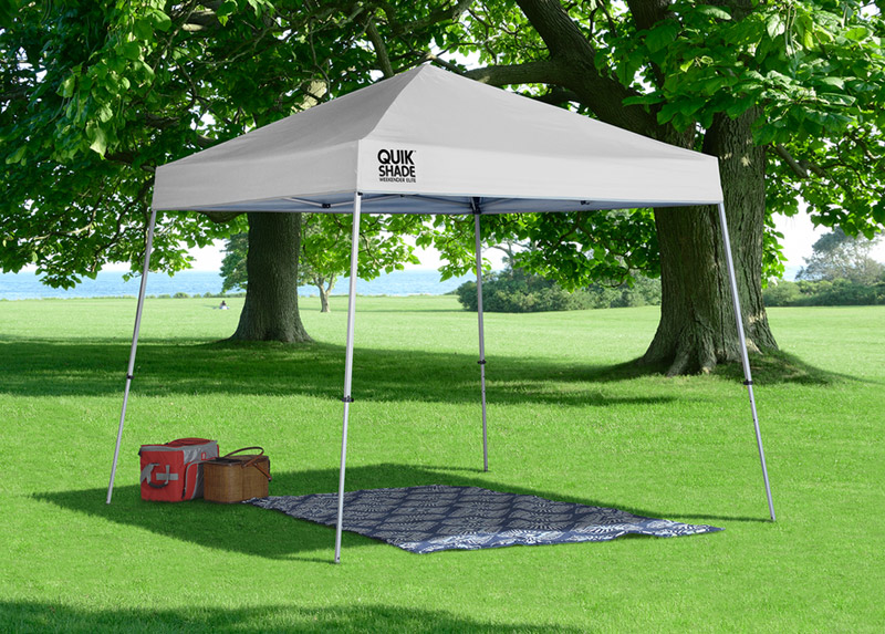 Pop-Up Canopies and Tents