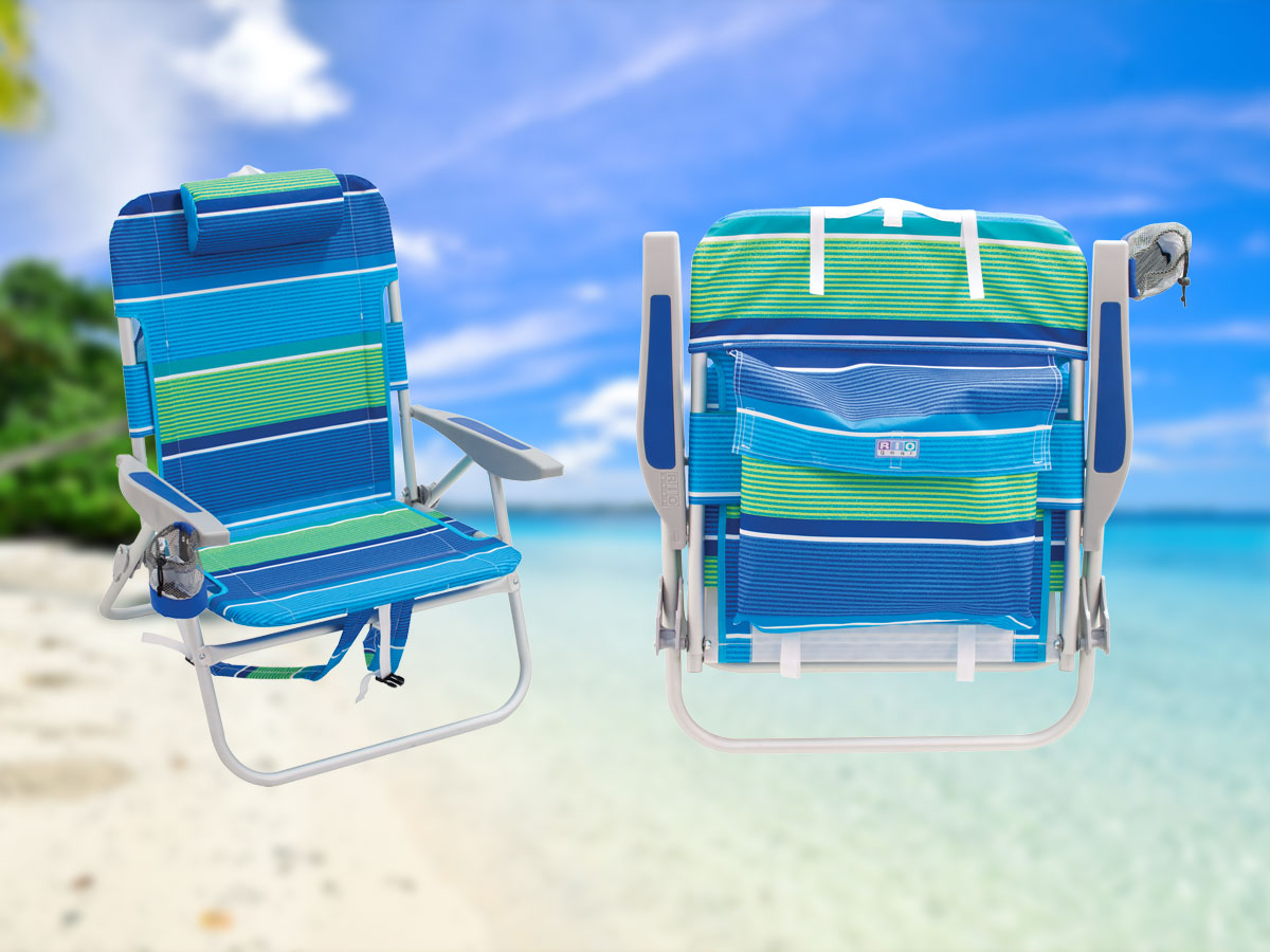Innovative Backpack Chairs